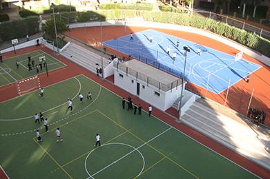 Colegio: Construcción de Pistas Polideportivas
