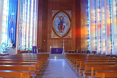 Megafonía digital iglesia