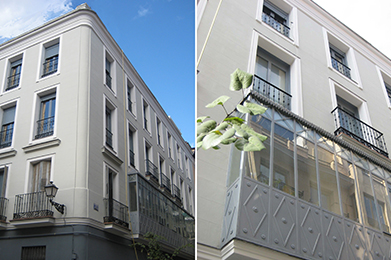 Residencia: Rehabilitación de Edificio