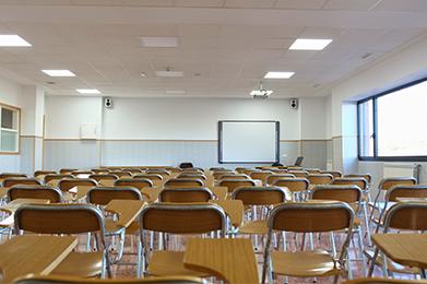 Sitema de pizarras digitales en colegio