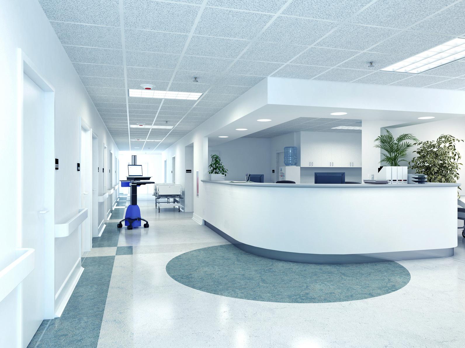 Centros sanitarios - Sainte